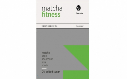 Matcha Fitness 0% added sugar