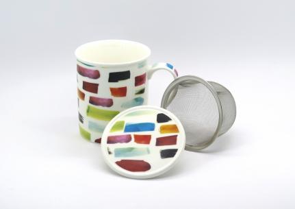 Πορσελάνινη κούπα mug Cory