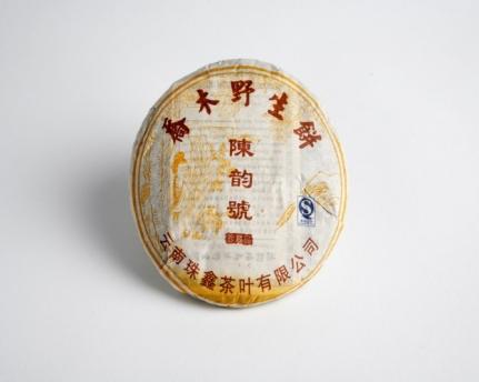 Raw Pu'Er γαλέτα 100γρ, 2011, Yun Xian