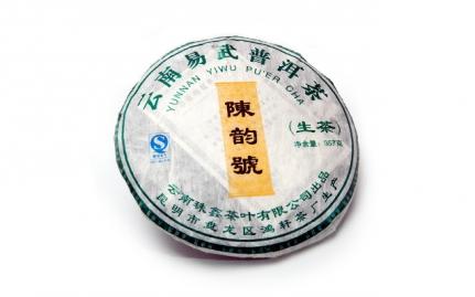 Raw Pu'Er γαλέτα 357γρ., 2007, Yi Wu